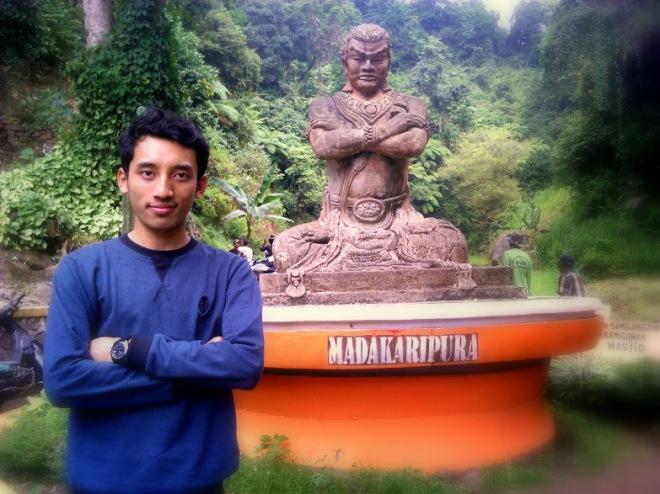 Patung Mahapatih Gajah Mada