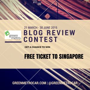 Blog Review Contest