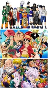 Anime Persahabatan