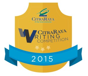Badge Writing Competition CitraRaya