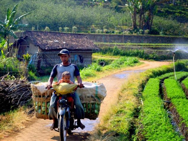 Potret warga pedesaan