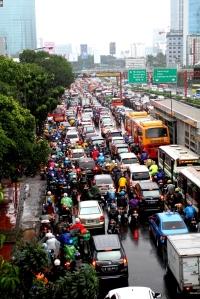 traffict jam