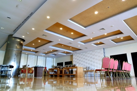 Hall Atria Hotel Malang