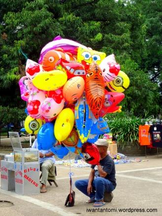 PKL Balon Mainan