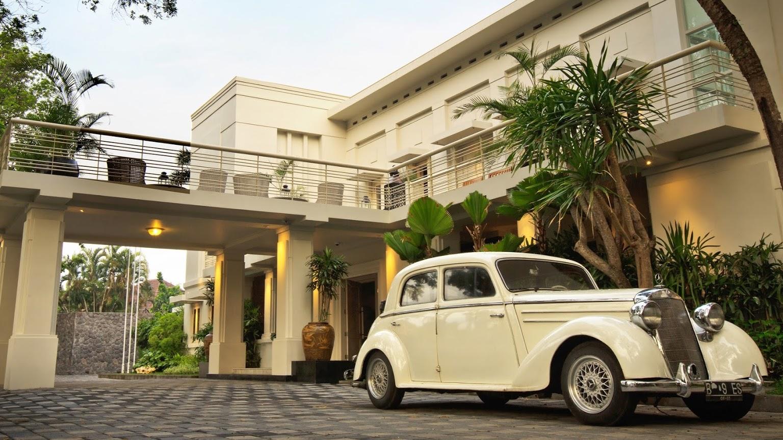 5 Hotel Bintang Di Malang Raya Cocok Untuk Liburan Mewah Hi Tom Voucher Golden Tulip Batu