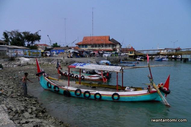 Pelabuhan Kalianget Sumenep