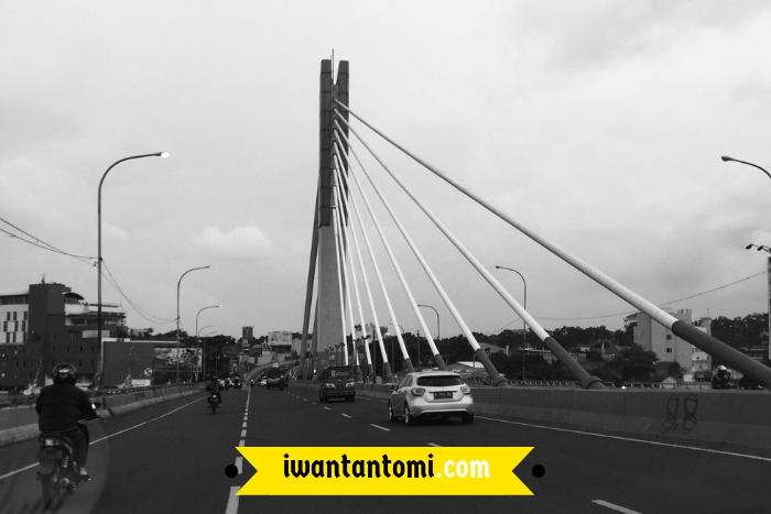 Jembatan Pasopati Kota Bandung