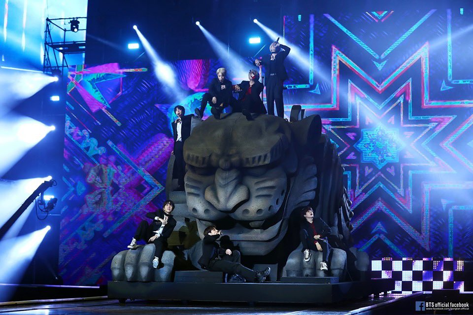 BTS Menang Besar di M2 X Genie Music Awards 2019 © Big Hit Entertainment