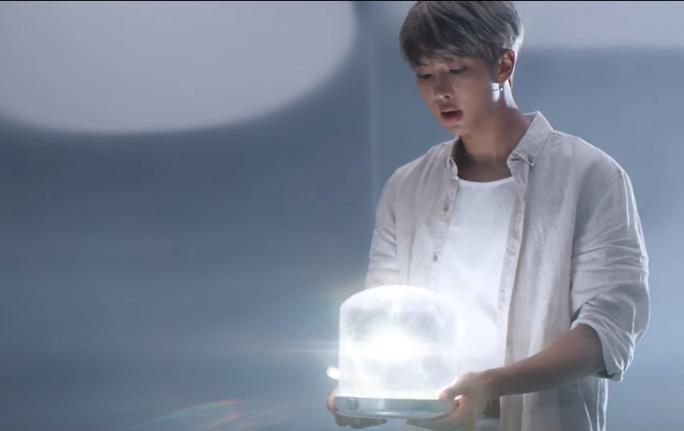 BTS RM dalam Video Clip UNICEF © Bighit Entertainment