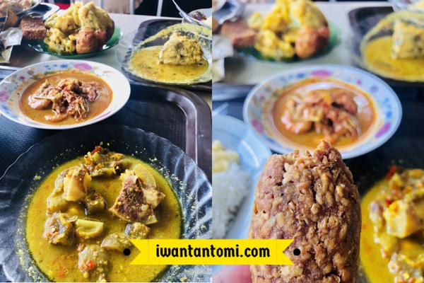 Kikil pedas dan mendol panas di Warung Pedas Tangkilsari Malang
