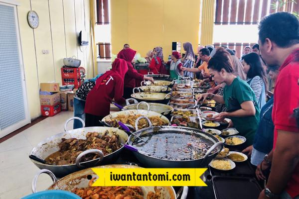 Menu-menu di Warung Pedas Tangkilsari Malang baru