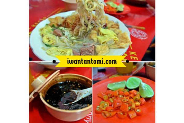Kuliner Legendaris Solo: Bakmi Thoprak