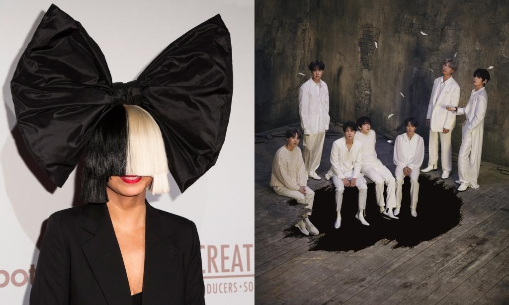 BTS Rilis ON Feat SIA sebagai Title Track Album Map of The Soul: 7, Dulu Cuma Bisa Ngefans Sekarang Sukses Kolaborasi Bareng