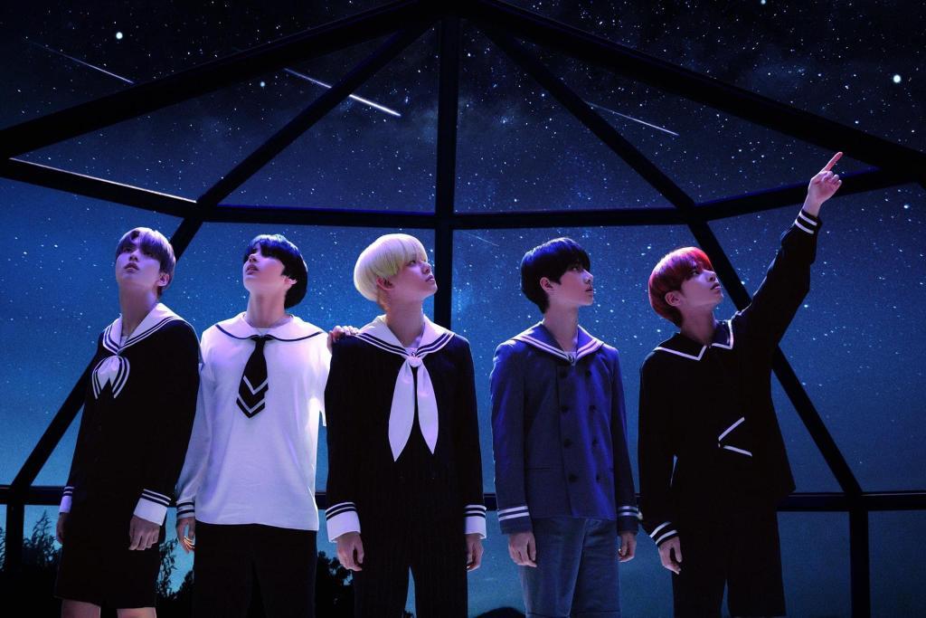 TXT Rilis 6 Lagu di Album The Dream Chapter: ETERNITY (c) Big Hit Entertainment