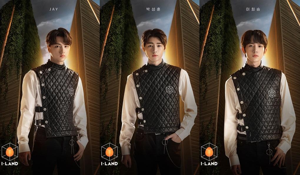 Jay, Sunghoon dan Heeseung Peserta I-LAND dari Trainee Big Hit Entertainment